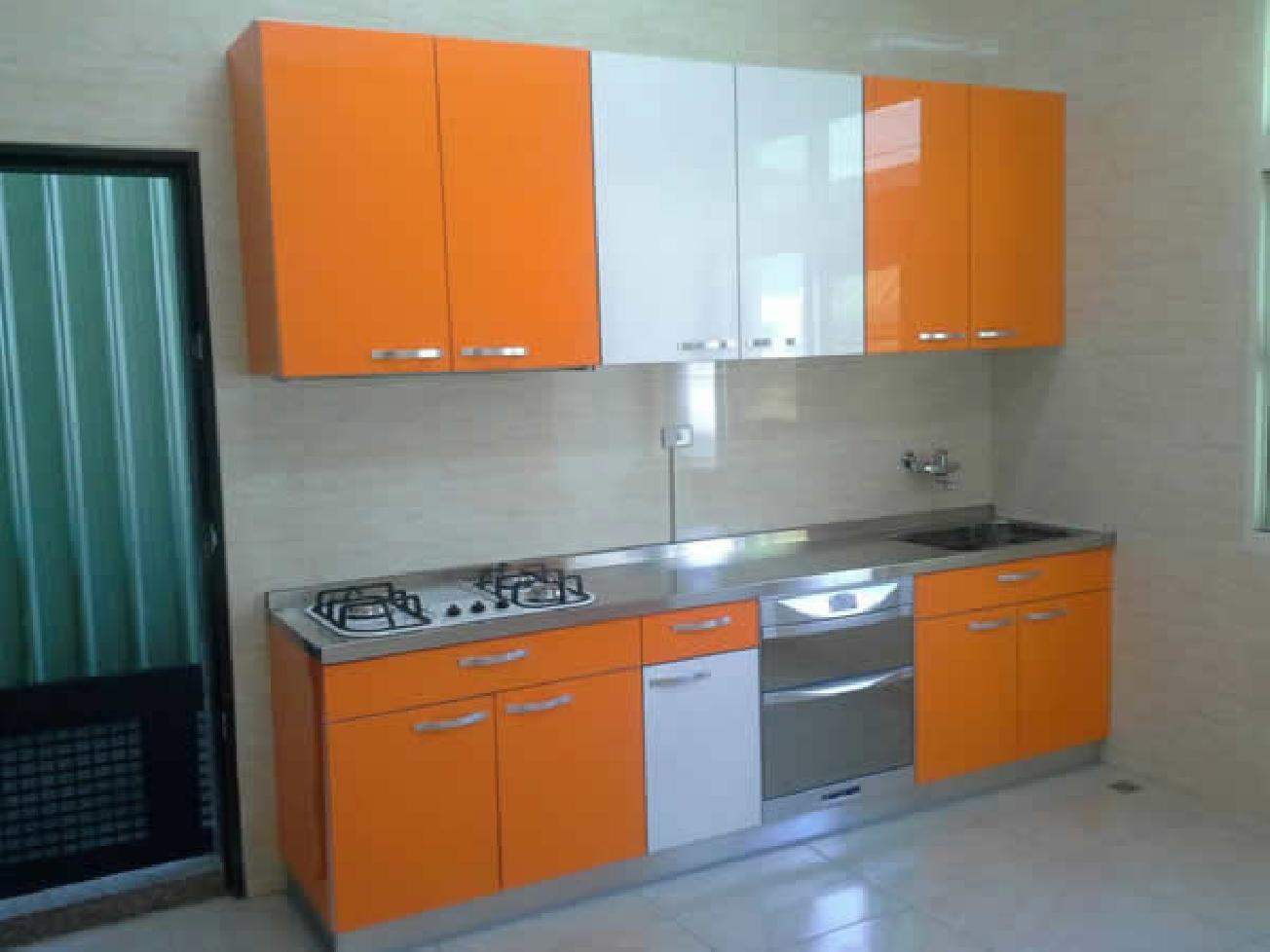 屏東市廚房設計翻修-廚房水電工程-系統廚具安裝