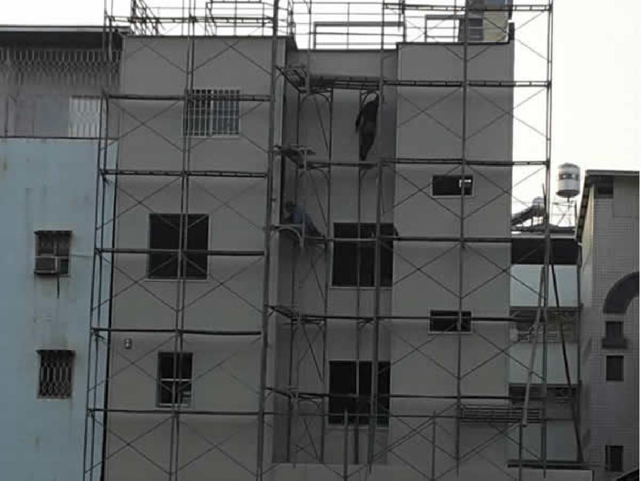整棟大樓做防水工程