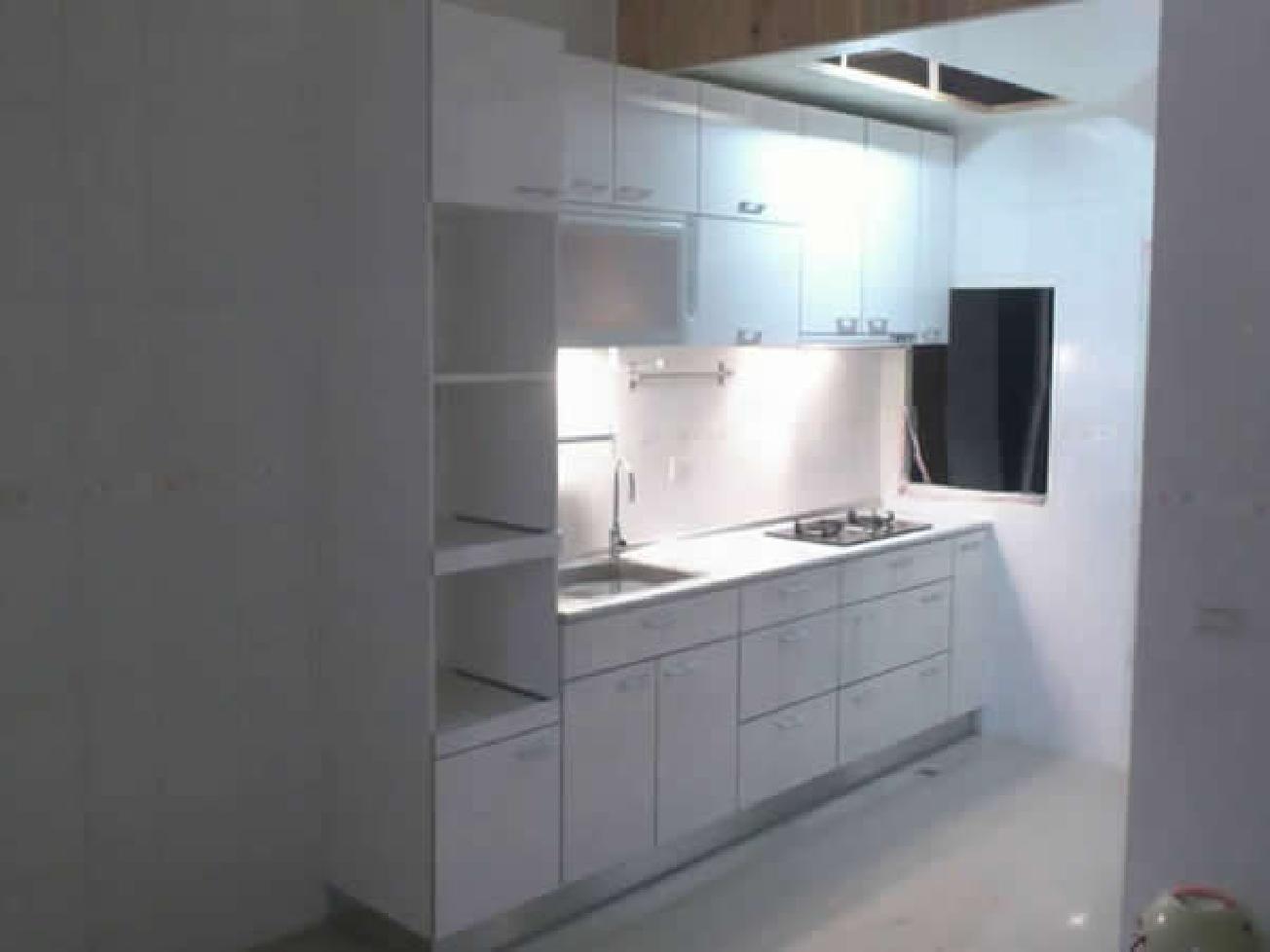屏東廚房設計翻修-廚房水電工程-系統廚具安裝
