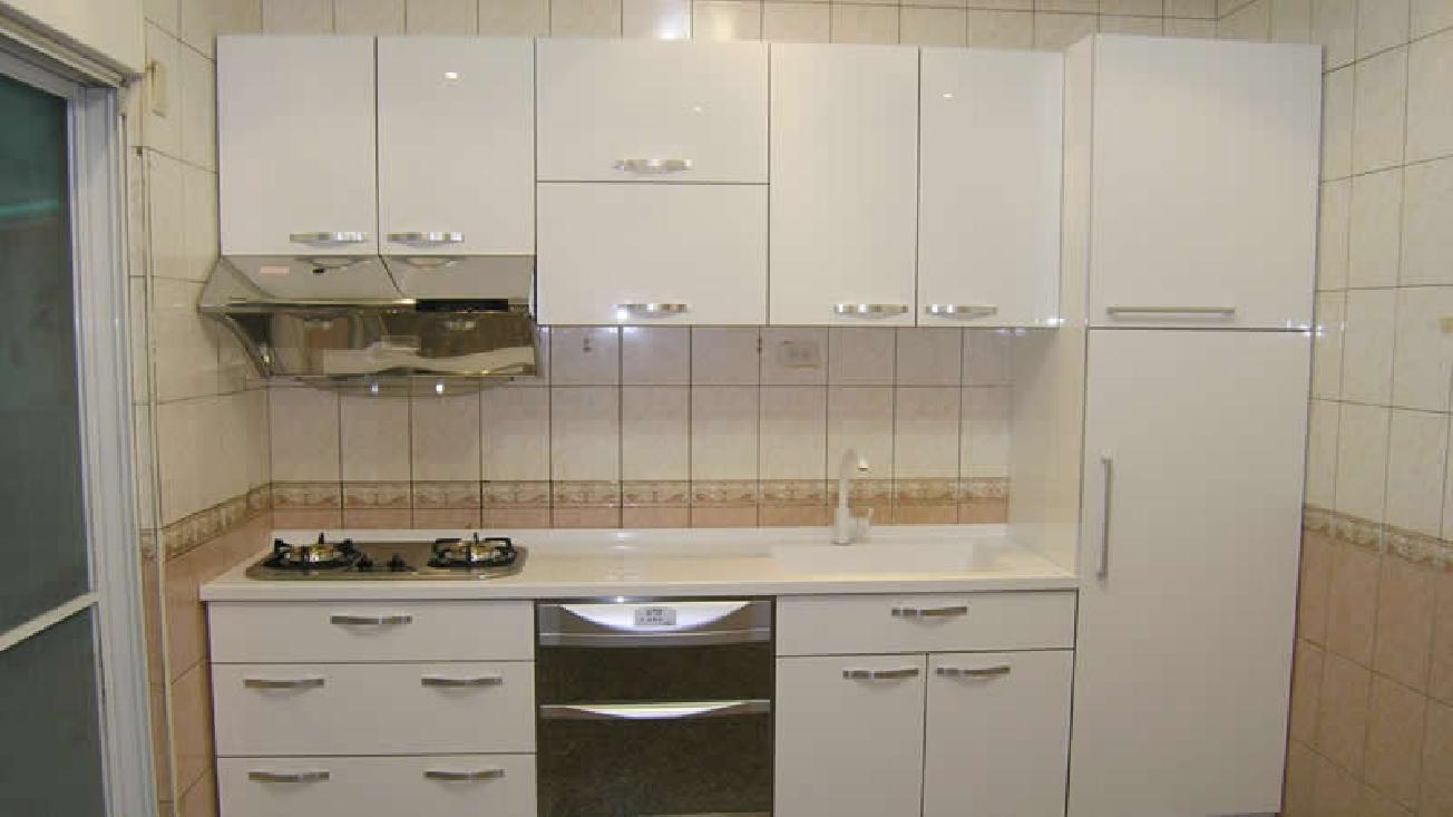 屏東市系統廚具安裝