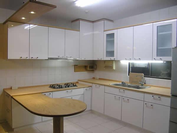 廚房設計翻修-廚房水電工程-系統廚具安裝