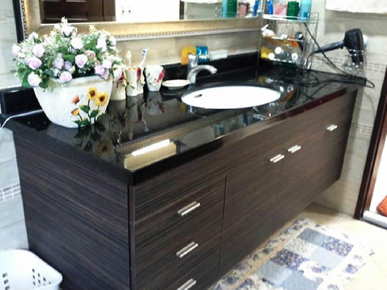 高級浴櫃安裝